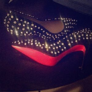 Christian louboutin shoes,brand new